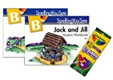 img - for Spelling You See Level B: Jack and Jill Student Pack book / textbook / text book