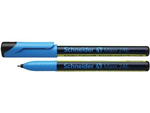 Schneider maxx 124601 246 lot de 10 pièces (noir)