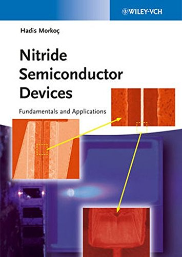 Image for publication on Nitride Semiconductor Devices: Fundamentals and Applications