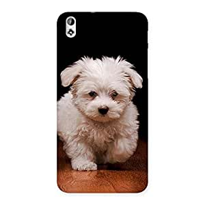Cute Walking Dog Back Case Cover for HTC Desire 816g