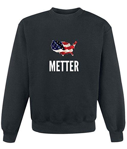 sweat-shirt-metter-city-black