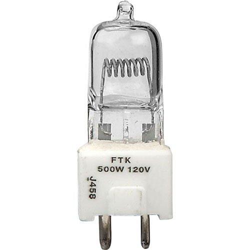 Impact FTK 500w 120v Halogen bulb