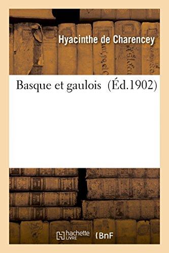 Basque et gaulois