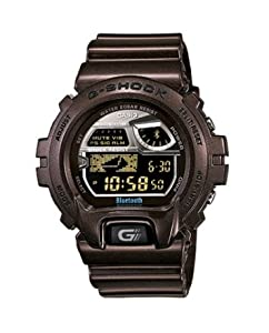 Casio G-shock Gb-6900aa Bluetooth 4.0 Watch (Ios Compatible, Matt Black) Fast Shipping By Fedex