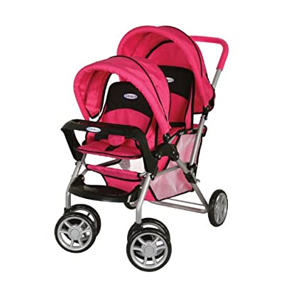 Amazon.com: Graco Duoglider Twin Doll Stroller