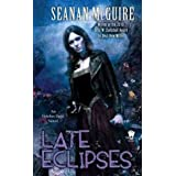 Seanan McGuire October Daye 4 Books Collection Pack Set RRP: �31.96 (Rosemary and Rue, Local Habitation,  Late Eclipses , An Artificial Night)by Seanan McGuire