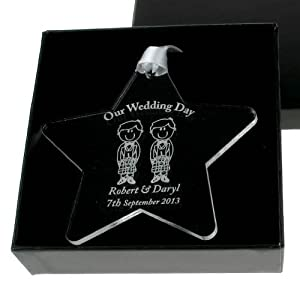 ... gifts, personalised wedding gift ideas,: Amazon.co.uk: Kitchen & Home