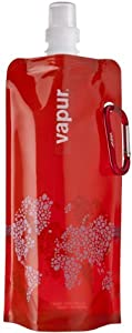 Vapur 0.5 Litres Anti-Bottle (Red)