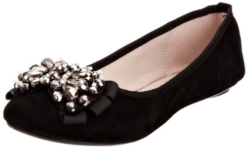 Miss KG Women's Lolita Black Ballet 2700000799