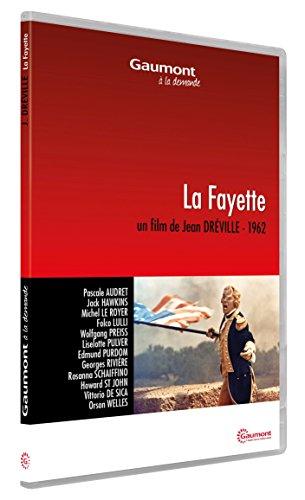 la-fayette-francia-dvd