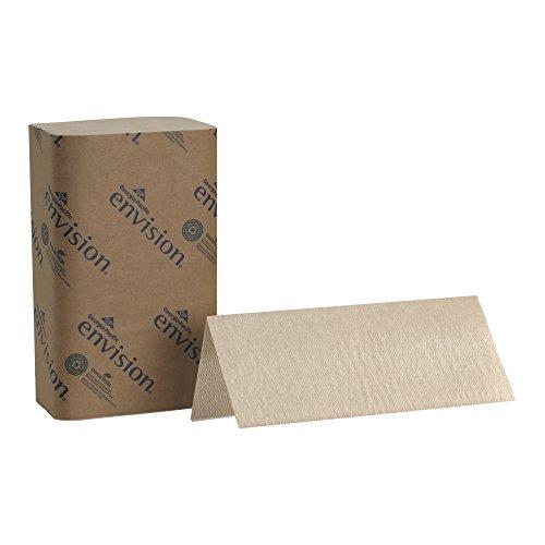 georgia-pacific-envision-23504-brown-singlefold-paper-towel-1025-length-x-925-width-case-of-16-packs