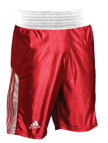 ADIDAS-Boxing-Shorts-Red