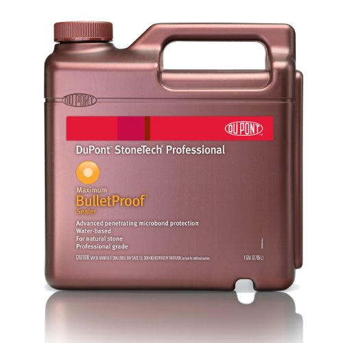 StoneTech BPSS4-1G BulletProof Stone Sealer, 1-Gallon Container