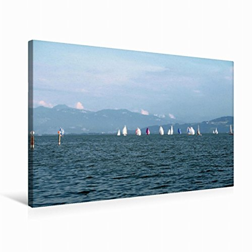 premium-textil-leinwand-75-cm-x-50-cm-quer-obersee-pokal-regatta-wandbild-bild-auf-keilrahmen-fertig