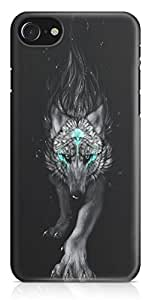 Apple iPhone 7 Back Cover by Vcrome,Premium Quality Designer Printed Lightweight Slim Fit Matte Finish Hard Case Back Cover for Apple iPhone 7