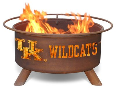 University of Kentucky Wildcats Patina Fire Pit