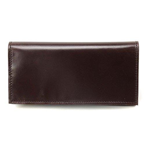 (グレンロイヤル)GLENROYAL Long Wallet with Curved Zip/03-5594 長札(長財布) CIGAR [並行輸入品]