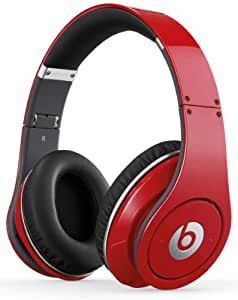 Beats Studio Over-Ear Headphone (Red) (Discontinued by Manufacturer)