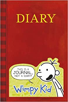 Diary Of A Wimpy Kid Book Journal Amazon Co Uk Jeff Diary Wimpy Kid