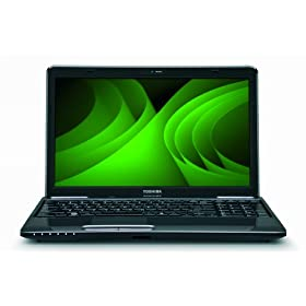 Toshiba Satellite L655-S5166 15.6-Inch LED Laptop