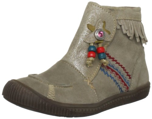 Catimini Cami Beige Classic Boot A15-CAMI 5 UK Toddler