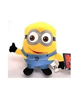 WAWO Hot Sell Despicable Me Minion Stewart Plush Figure Cartoon Toy
