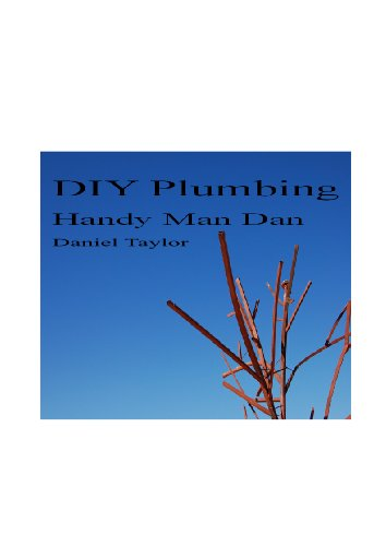 Daniel Taylor - The Quick Guide to DIY Home Plumbing (English Edition)