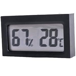 Termómetro Digital LCD Pantalla Medidor Temperatura º C Humedad   revisión y más información