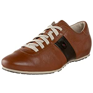 TSUBO Men's Fleming Casual Leather Lace-Up Shoe