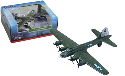 InAir Legends of Flight - B-17 Flying Fortress, Green