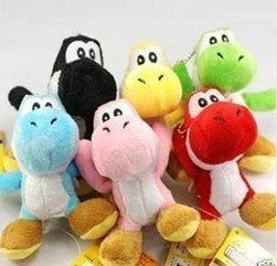 6 PC Super Mario Bros Brothers Yoshi 5