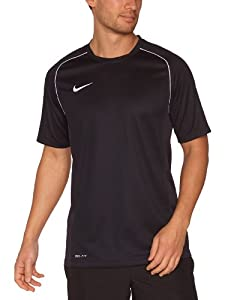 Nike Herren Shirt Found 12 Short Sleeve Training Top, Schwarz, XL, 447430-010