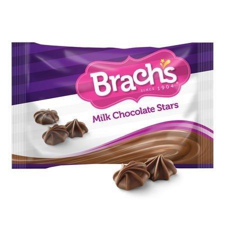 brachs-milk-chocolate-stars-candy-12-ounce-12-per-case-by-brachs