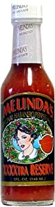 Melindas Costa Rican Xxxx Hot Hot Sauce 5 Fl Oz by AmericanSpice.com