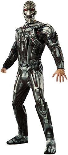 Rubie's Costume Co Men's Avengers 2 Age Of Ultron Deluxe Adult Ultron Costume