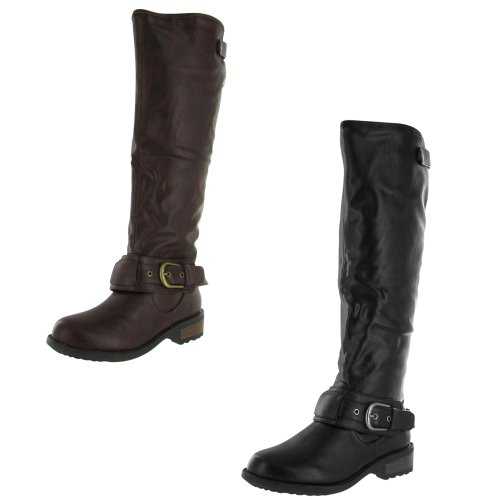 Rev Hot Fashion Relax 39 Women's Riding Boots Knee