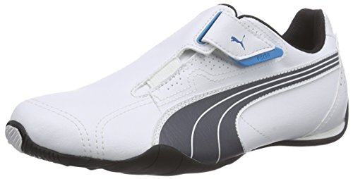 Puma Redon Move 185999, Sneaker unisex adulto, Bianco (white-dark shadow-black 06), 42