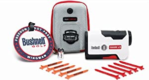 Bushnell Tour V3 Rangefinder Patriot Packs Slope by Bushnell