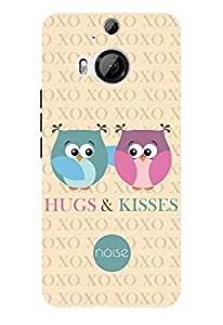 Noise Hugs and Kisses Printed Cover For HTC One M9 Plus