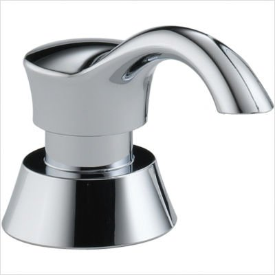 Soap/Lotion Dispenser Finish: Brilliance Stainless