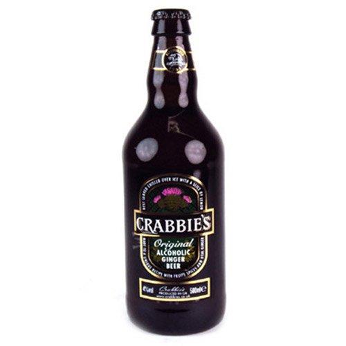 Crabbies - Crabbies Original Alcoholic Ginger Beer - United Kingdom - Liverpool - 4%