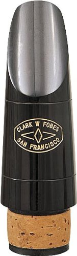 Clark W Fobes San Francisco Bb Clarinet Mouthpiece 2L