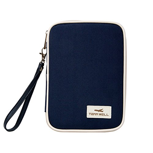 passport-wallet-tenn-well-passport-holder-organizer-waterproof-travel-wallet-purse-document-organize