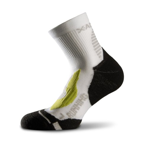 X-Action Running Silver Womens Socks