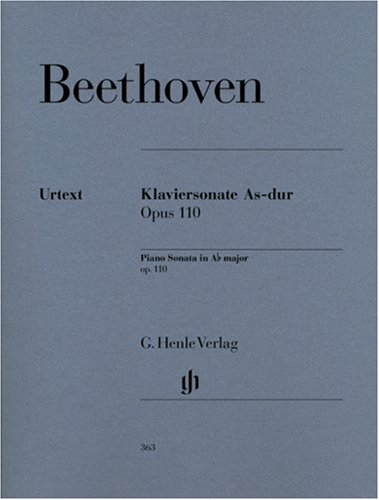 Klaviersonate Nr. 31 As-dur op. 110