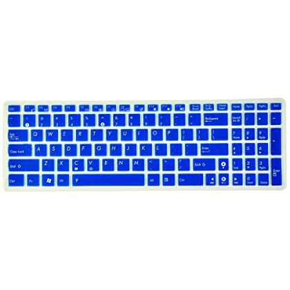 Casebuy Silicone Laptop Keyboard Skin Cover Protector for ASUS N50 N51 N53J K50 K51 F50 X5X X5DC X5D A52N61VG M60 F61 X61 X66 F70 K70 N7 at Sears.com