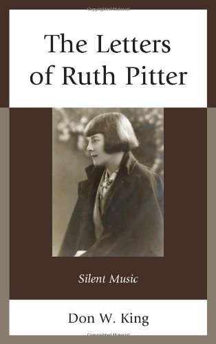 The Letters of Ruth Pitter: Silent Music