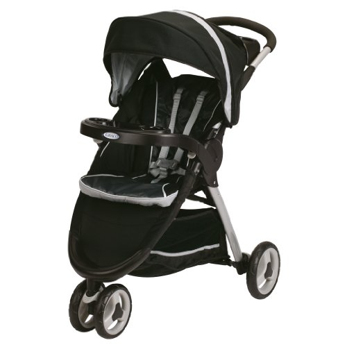 Great Deal! Graco FastAction Fold Sport Stroller Click Connect Stroller, Gotham