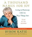 img - for A Thousand Names for Joy: A Life in Harmony with the Way Things Are   [THOUSAND NAMES FOR JOY 5D] [Compact Disc] book / textbook / text book