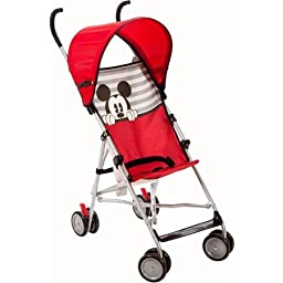 Disney Umbrella Stroller with Canopy ,Character: All About Mickey